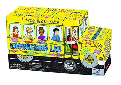 The Magic School Bus: Engineering Lab (Solar Energy Technologies And Project Delivery For Buildings)