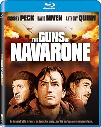 Guns of navarone full movie online
