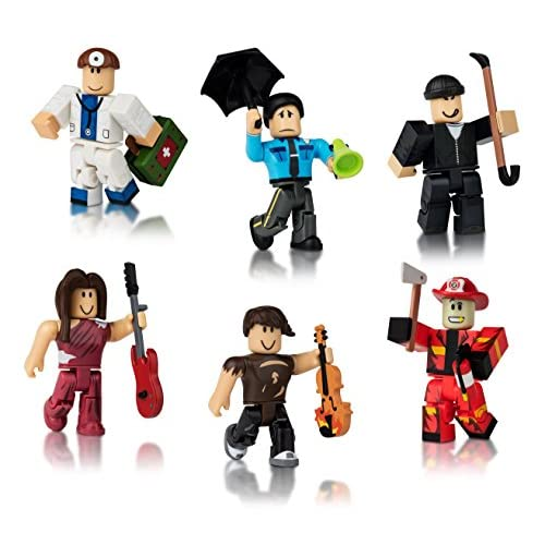 Roblox Citizens Of Roblox Six Figure Tiendamia Com - roblox star commandos mix match set collectible new kids