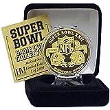 NFL Gold Super Bowl XXII Flip Coin 24KT