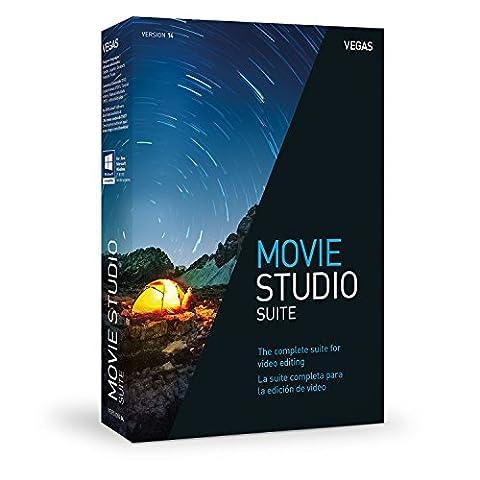 VEGAS Movie Studio Suite – The complete suite for video editing (Magix Studio Software)