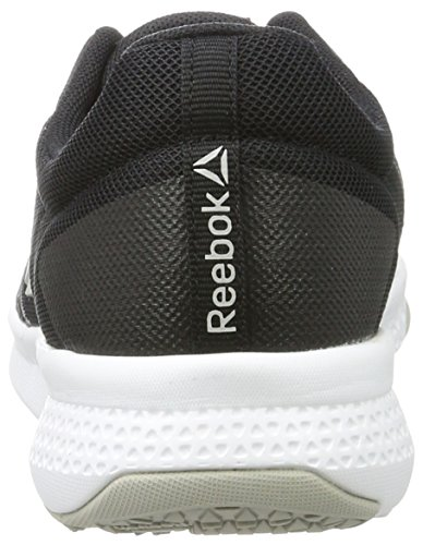 Grey Reebok Scarpe Fitness skull Da Lite Trainflex white black Nero Donna RnzqRZIxW