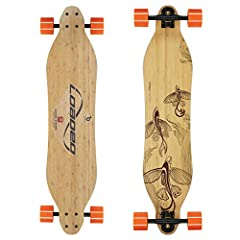 The Loaded Vanguard brings lightweight snowboard-inspired construction and performance to the pavement. Camber, sidecuts, and high-energy flex allow for responsive carving, pumping, and commuting.Crafted for Carving - Tapered shape maximizes ...