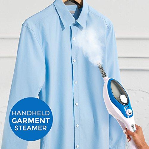 PurSteam World's Best Steamers ThermaPro 10-in-1 Steam Mop