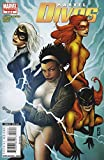#10: Marvel Divas #3 VF/NM ; Marvel comic book
