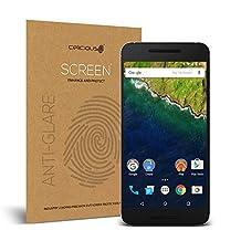 Celicious Matte Google Nexus 6P Anti-Glare Screen Protector [Pack of 2]
