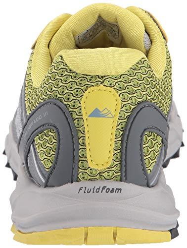 Caldorado Columbia Chaussures Dar 099 De Grey slate Trail Iii Femme Bleu gUdxd
