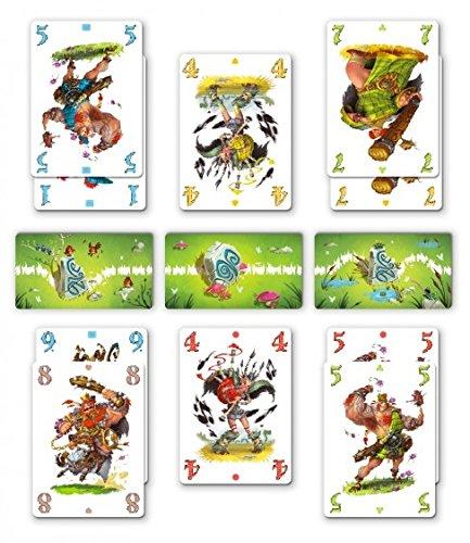 Iello Schott /_ Tot Schotten Totten Juego de cartas