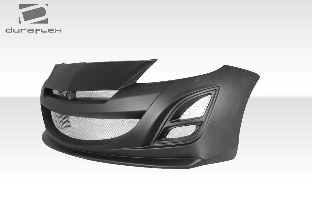 1 Piece Body Kit Brightt Duraflex ED-MEB-787 X-Sport Front Bumper Cover Compatible With 3 2010-2013
