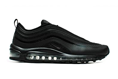 9ba91555966e Nike Mens - Air Max 97 Hyperfuse - 518160001 - Black Black Grey ...