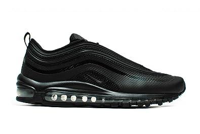 super popular ec6c7 7c98b Nike Mens - Air Max 97 Hyperfuse - 518160001 - Black/Black/Grey ...