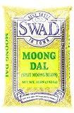 Swad Moong Dal Beans, Split, 4 Pound