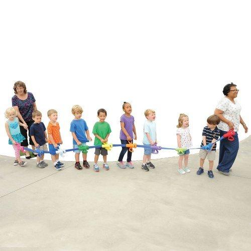 Kaplan Early Learning Company Little Bug Walking Rope