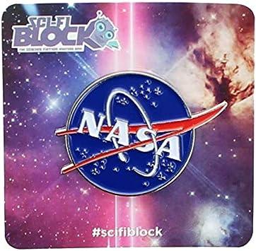 Nerd Block NASA Logo Enamel Collector Pin