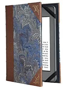 Amazon Com Verso Prologue Marbled Blue For Kindle Blue