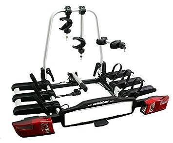 Uebler 15770 X31-S Portabicicletas para Tres Bicicletas Plegable