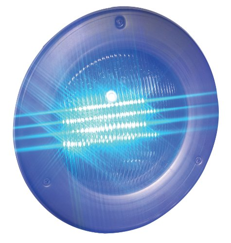Hayward SP0527LED100 ColorLogic 4.0 LED Pool Light, 120-Volt, Plastic Face Rim, 100-Foot Cord ()