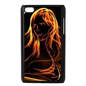 YCHZH Phone case Of Alternative Art Cover Case For Ipod Touch 4