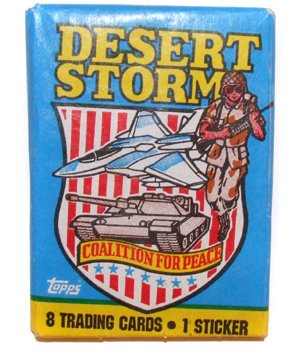 1991-pack-of-desert-storm-coalition-for-peace-topps-gulf-war-trading-cards