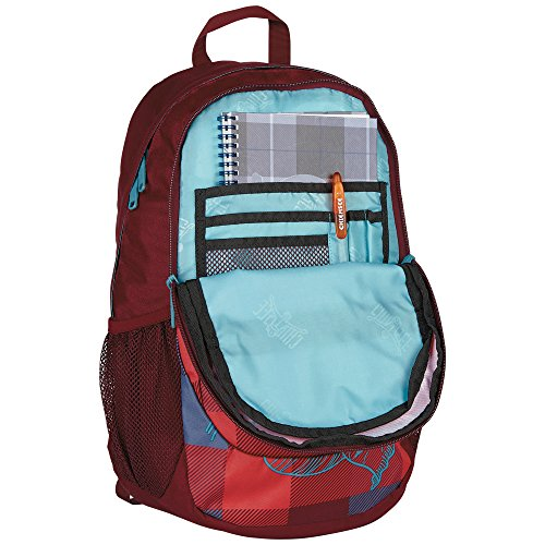 Floral Two Checks Dos Chiemsee Techpack Mehrfarbig Portés Uxx16