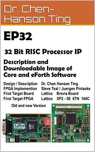 Amazon com: EP32 RISC Processor IP: Description and