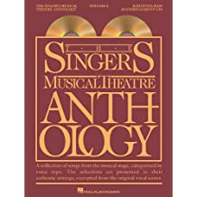 Singer's Musical Theatre Anthology  - Volume 5: Baritone/Bass Accompaniment CDs