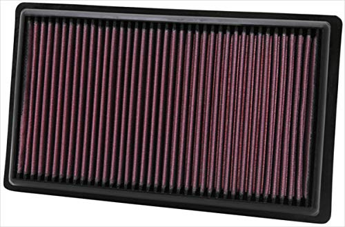 K&N 33-2366 High Performance Replacement Air Filter - High Performance Rock