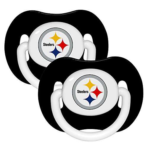 Baby Fanatic Pacifier Pack Pittsburgh