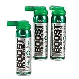 Boost Oxygen Pocket Size 3 Pack Natural