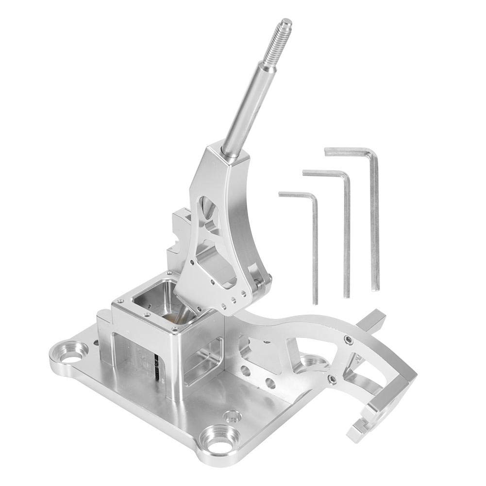 Suuonee Shifter Assembly, Short Shift Billet Shifter Assembly Fit for Honda Civic RSX by Suuonee