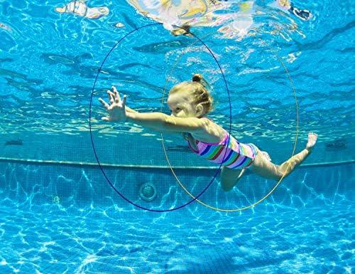 Dive Rings Swimming Pool Kids Water Games Fun Toys & Games