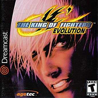 king of fighters 99 evolution dreamcast