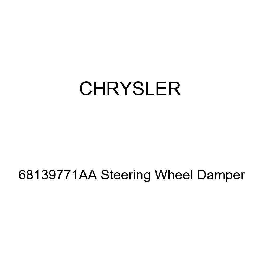 Genuine Chrysler 68139771AA Steering Wheel Damper