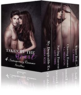 Taken By The Heart (4 Contemporary Romance Novellas)