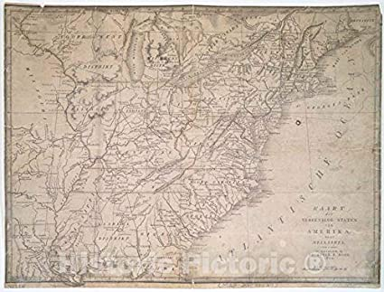 Amazon.com: Historic 1820 Map | Kaart der vereenigde staten ... on united states land acquisitions, united states in 1790, united states territorial acquisitions, georgia map 1820, united states democratic party, united states acquisition of texas, illinois map 1820, united states 1853, europe map 1820, united states state abbreviations, united states maps usa, united states in order of statehood, united states expansionism, mexico map 1820, africa map 1820, united states in 1860, united states imperialism political cartoon, united states in 1880, united states territories and commonwealths, tennessee map 1820,