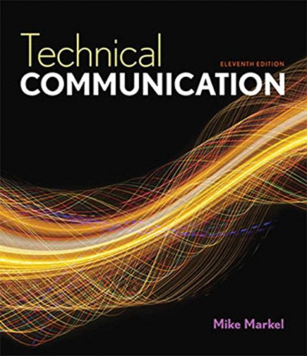 Technical Communication cover