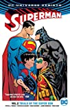 Superman Vol. 2: Trials of the Super Son (Rebirth)