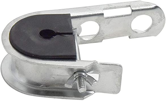 Pack of 4 Heavy Duty Load Rated 385 Lbs 3//8 Diameter Spring Loaded Quick Releas Multipurpose Carabiners-10cm Steel Snap Link Hook CATVSCOPE