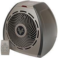 Vornado TVH500 1500 Watt Whole Room Portable Vortex Heater with Charcoal