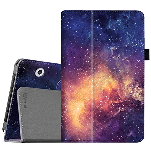 Fintie Case for RCA Voyager 7, Premium PU Leather Folio Cover Fits All Versions RCA Voyager 7 (2016, 2017) / RCA Voyager II 7 / RCA Voyager III RCA 7 / RCA Voyager Pro 7 Android Tablet, Galaxy