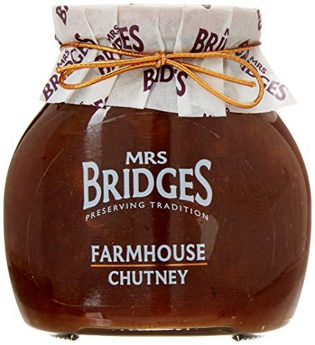 Mrs Bridges Farmhouse British Chutney, 10.5 Ounce