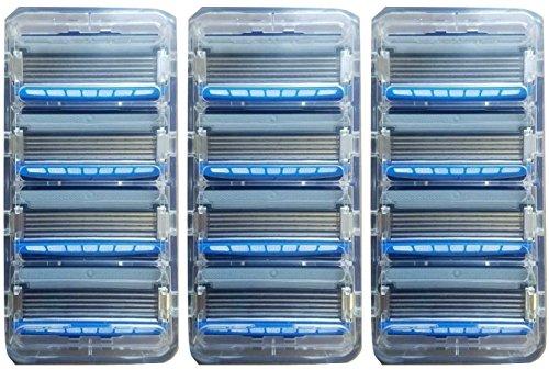 Schick Hydro 5 Sense Hydrate Refill Razor Blade Cartridge Lo