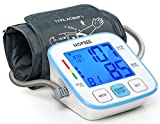 Blood Pressure Monitor,HOMIEE Upper Arm Digital Blood Pressure Machine-Backlight 3.5 inch LCD Display,22-36CM