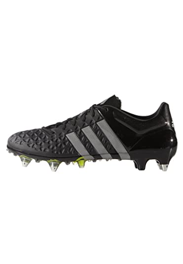 pretty nice 2dad7 72bea adidas Performance ace15.1 SG Mens Football Boots Black Size 10.5 UK