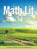Math Lit Plus MyMathLab -- Access Card Package, Almy, Kathleen and Foes, Heather, 0321970292