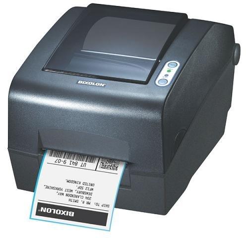 T/érmica directa//transferencia t/érmica, 152 mm//s, 100 cm, 10,4 cm, Negro, Al/ámbrico Impresora de etiquetas Bixolon SLP-T400
