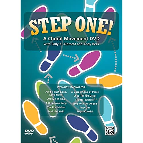 Alfred step one! a choral movement dvd