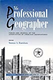 img - for The Professional Geographer (Nov 2003, Vol 55, No 4) book / textbook / text book