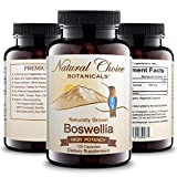 Boswellia Serrata Extract (65% Boswellic Acids) Supplement - 120 Veggie Capsules