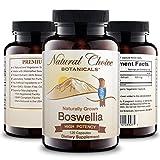 Boswellia Serrata Extract (65% Boswellic Acids) Supplement – 120 Veggie Capsules